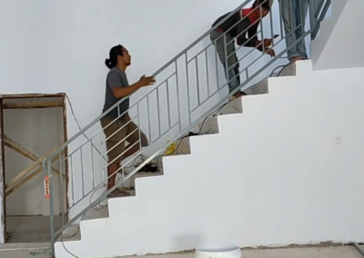 jasa railing tangga jogja