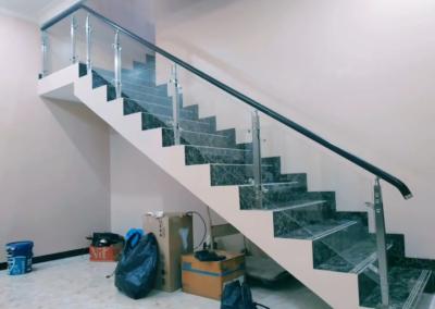 railing tangga jogja